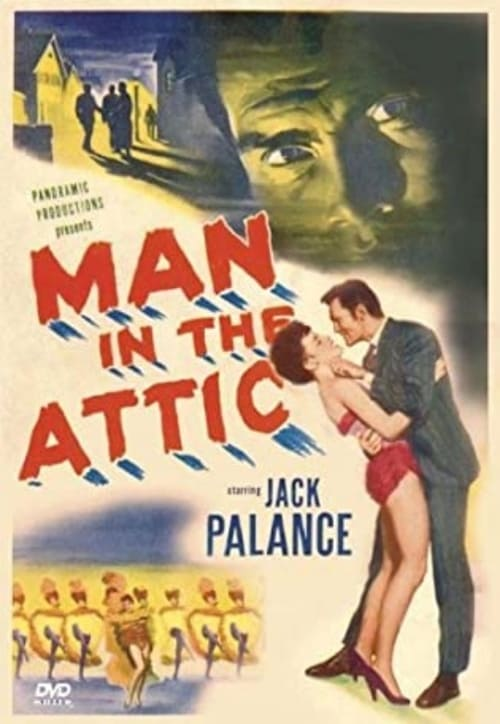 Man in the Attic - Movie Poster