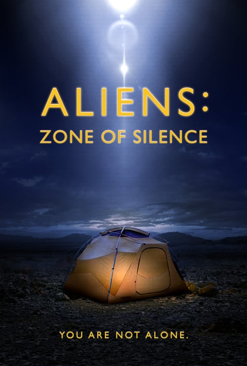Aliens: Zone of Silence - Movie Poster