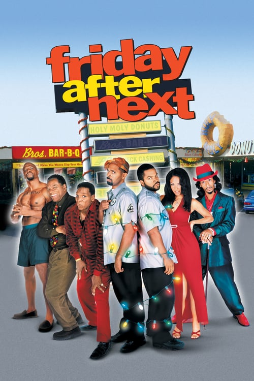 Friday After Next - Movie Poster