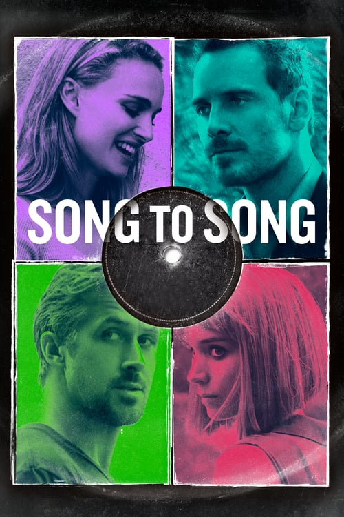 Song to Song - Movie Poster