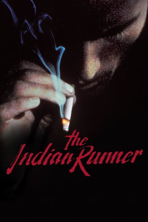 The Indian Runner - Movie Poster