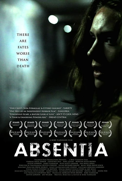 Absentia - Movie Poster