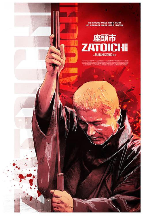 Zatoichi - Movie Poster