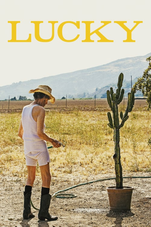 Lucky - Movie Poster