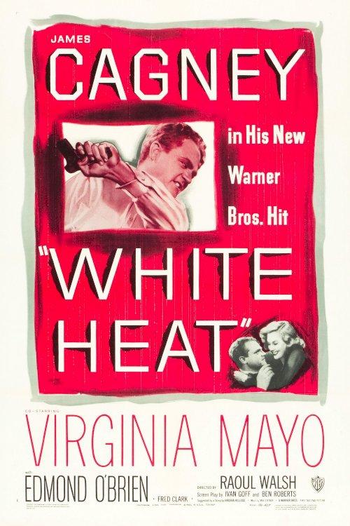 White Heat - Movie Poster