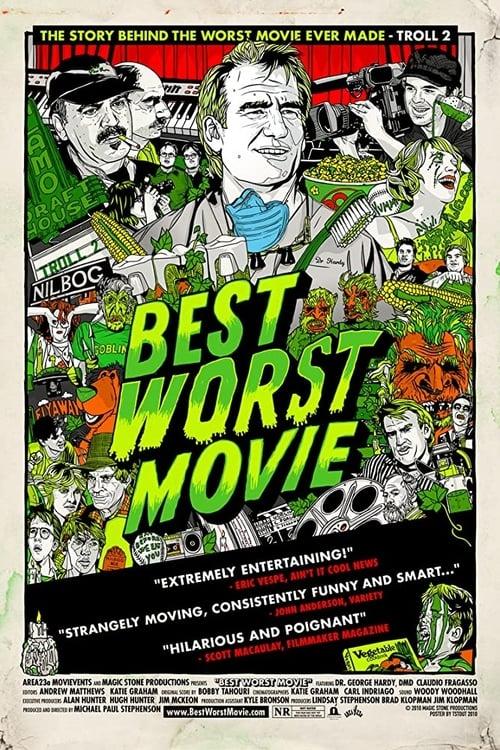 Best Worst Movie - Movie Poster