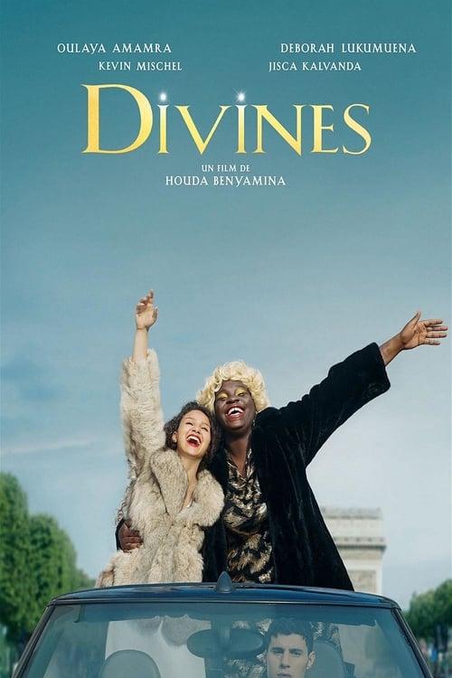 Divines - Movie Poster
