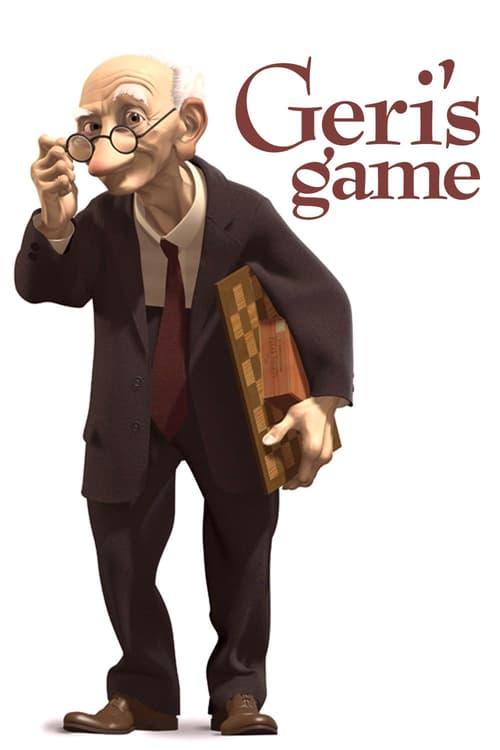 Geri's Game - Movie Poster