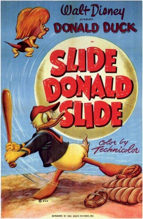 Slide Donald Slide - Movie Poster