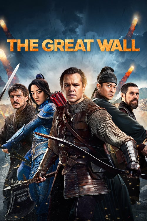 The Great Wall - Movie Poster