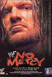 WWE No Mercy 2000 - Movie Poster