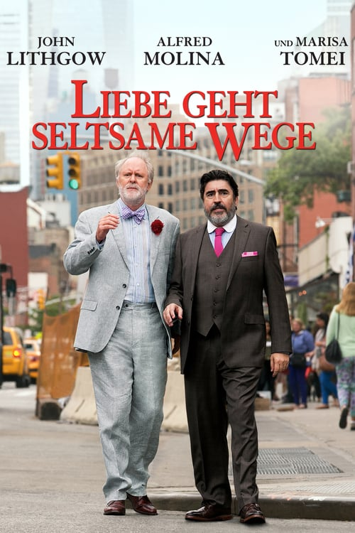 Love Is Strange - Movie Poster