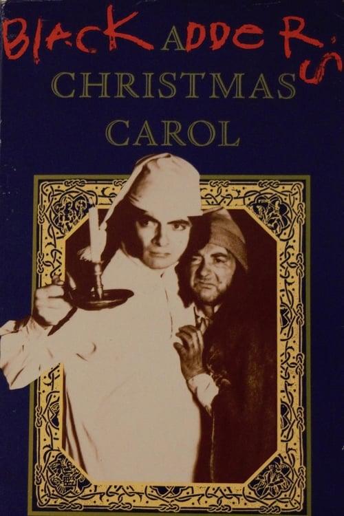 Blackadder's Christmas Carol - Movie Poster