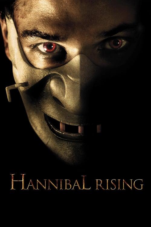 Hannibal Rising - Movie Poster