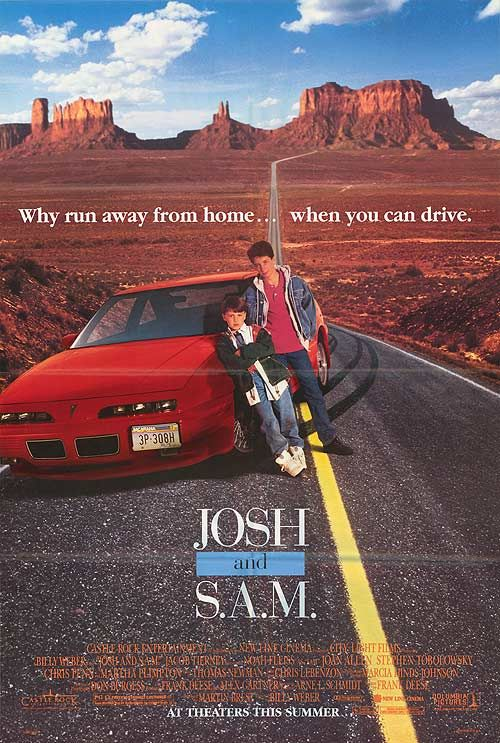 Josh and S.A.M. - Movie Poster