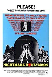 Nightmare Honeymoon - Movie Poster