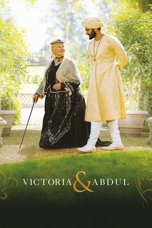 Victoria & Abdul - Movie Poster