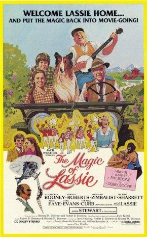 The Magic of Lassie - Movie Poster
