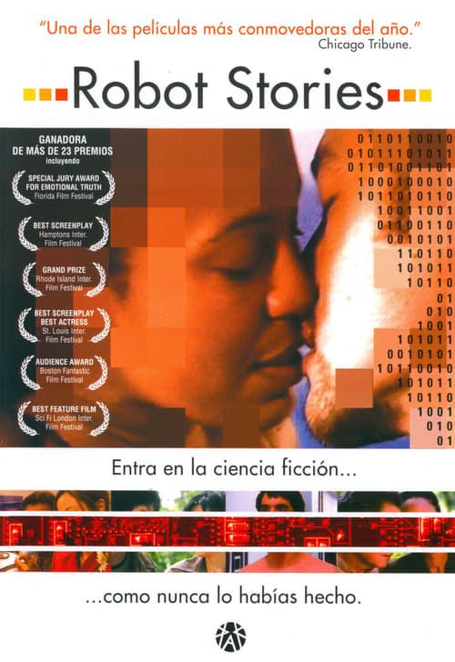 Robot Stories - Movie Poster