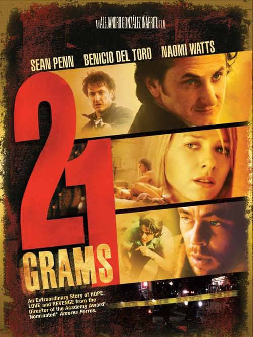 21 Grams - Movie Poster