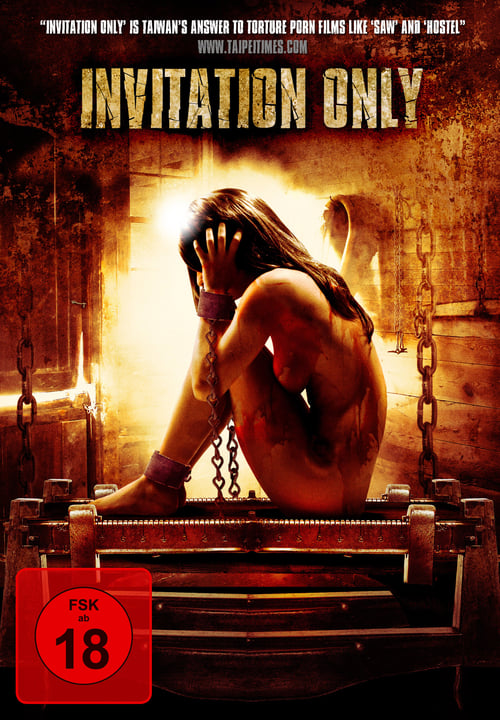 Invitation Only - Movie Poster