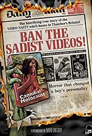 Ban the Sadist Videos! - Movie Poster