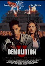 Demolition University - Movie Poster