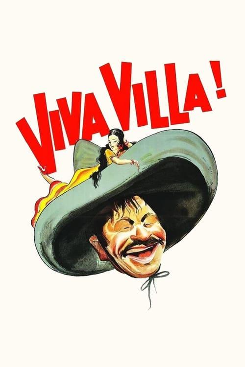 Viva Villa! - Movie Poster