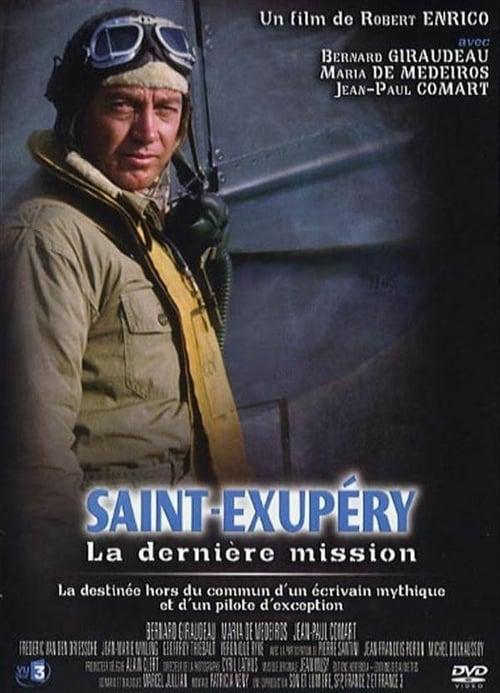 Saint-Exupéry - La Dernière Mission - Movie Poster