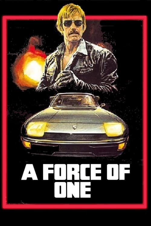 A Force of One - Movie Poster