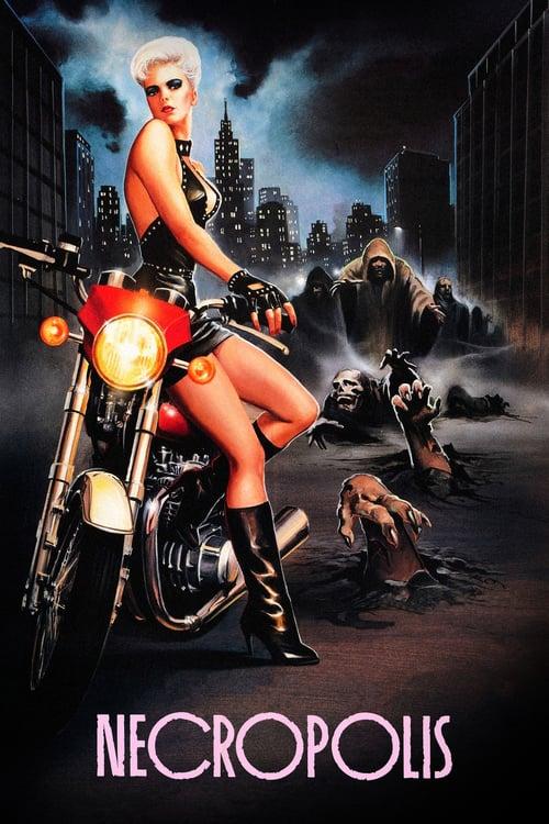 Necropolis - Movie Poster