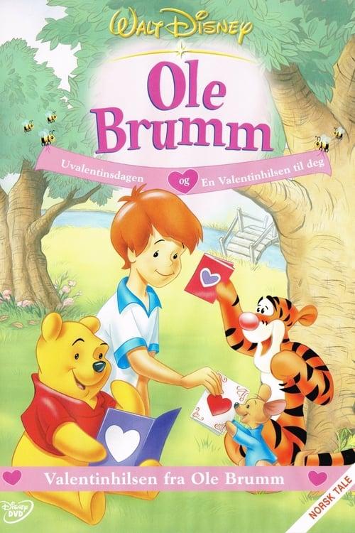 Winnie the Pooh: Un-Valentine's Day - Movie Poster