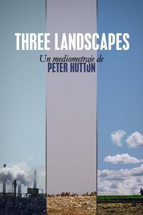 Three Landscapes - Movie Poster