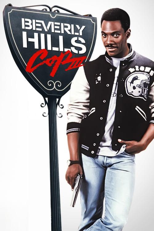 Beverly Hills Cop III - Movie Poster