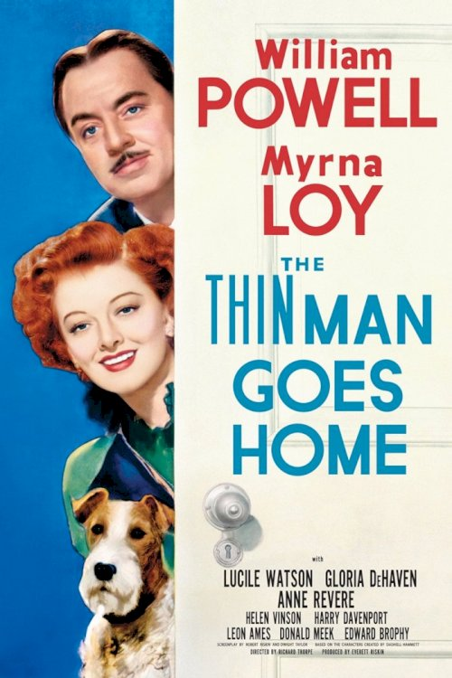 The Thin Man Goes Home - Movie Poster