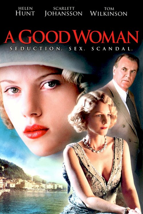 A Good Woman - Movie Poster
