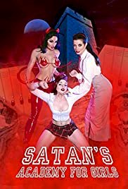 Satan's School for Lust - Movie Poster