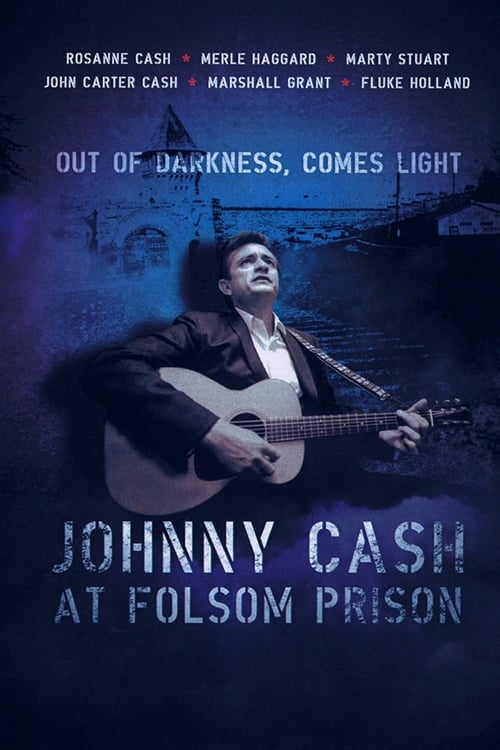Johnny Cash at Folsom Prison - Movie Poster