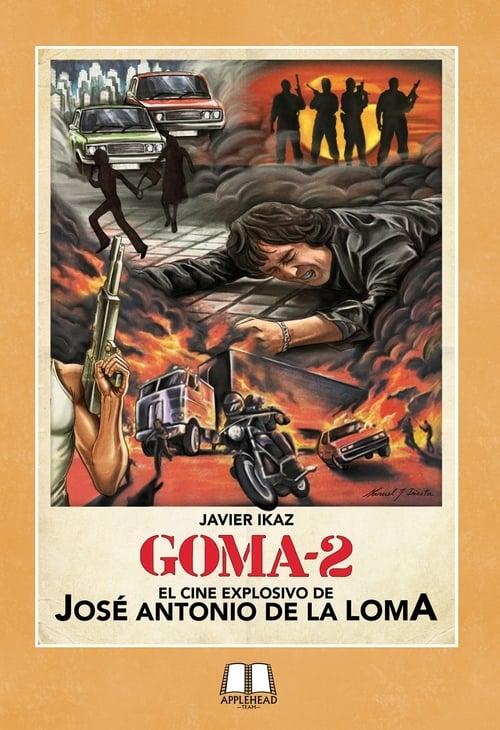 Killing Machine - Movie Poster