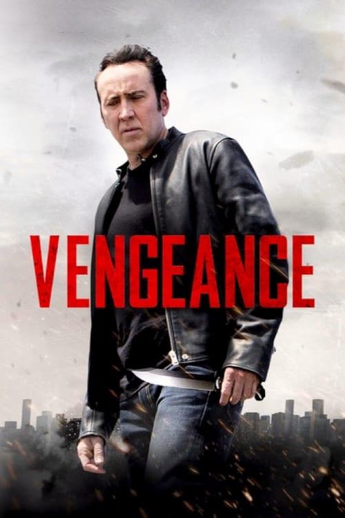 Vengeance: A Love Story - Movie Poster