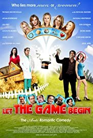 Let the Game Begin - Movie Poster