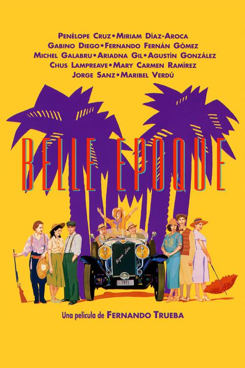 Belle Époque - Movie Poster