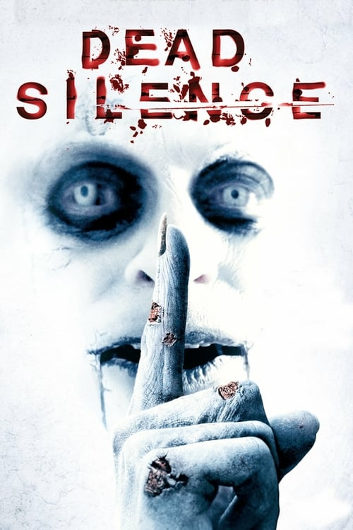 Dead Silence - Movie Poster