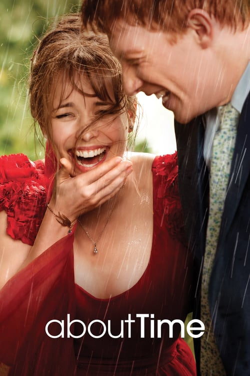About Time - Movie Poster