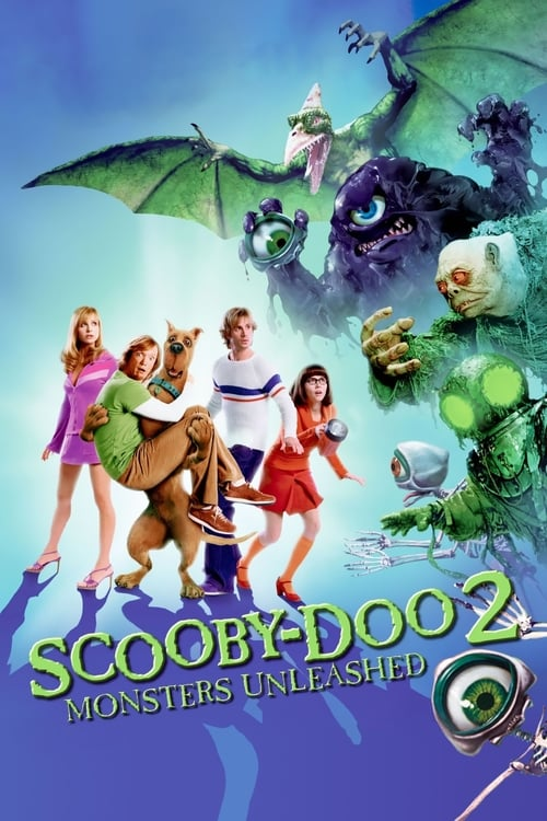 Watch Scooby Doo 2 Monsters Unleashed 2004 Full Movie Online Free Putlocker