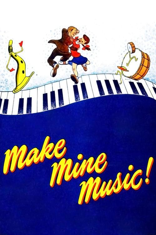 Make Mine Music - Movie Poster