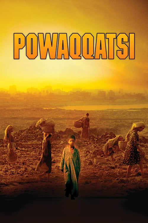 Powaqqatsi - Movie Poster