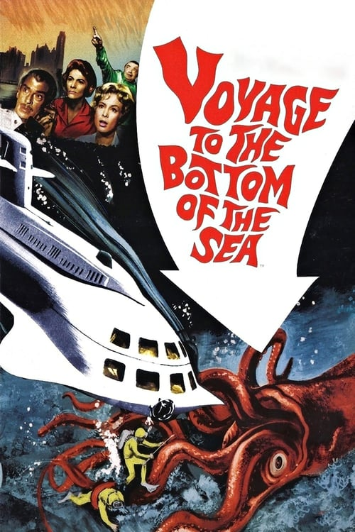 Voyage to the Bottom of the Sea - Movie Poster