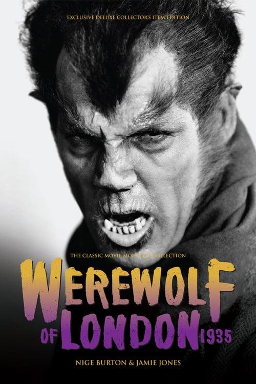 Werewolf of London - Movie Poster