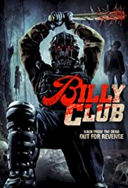 Billy Club - Movie Poster